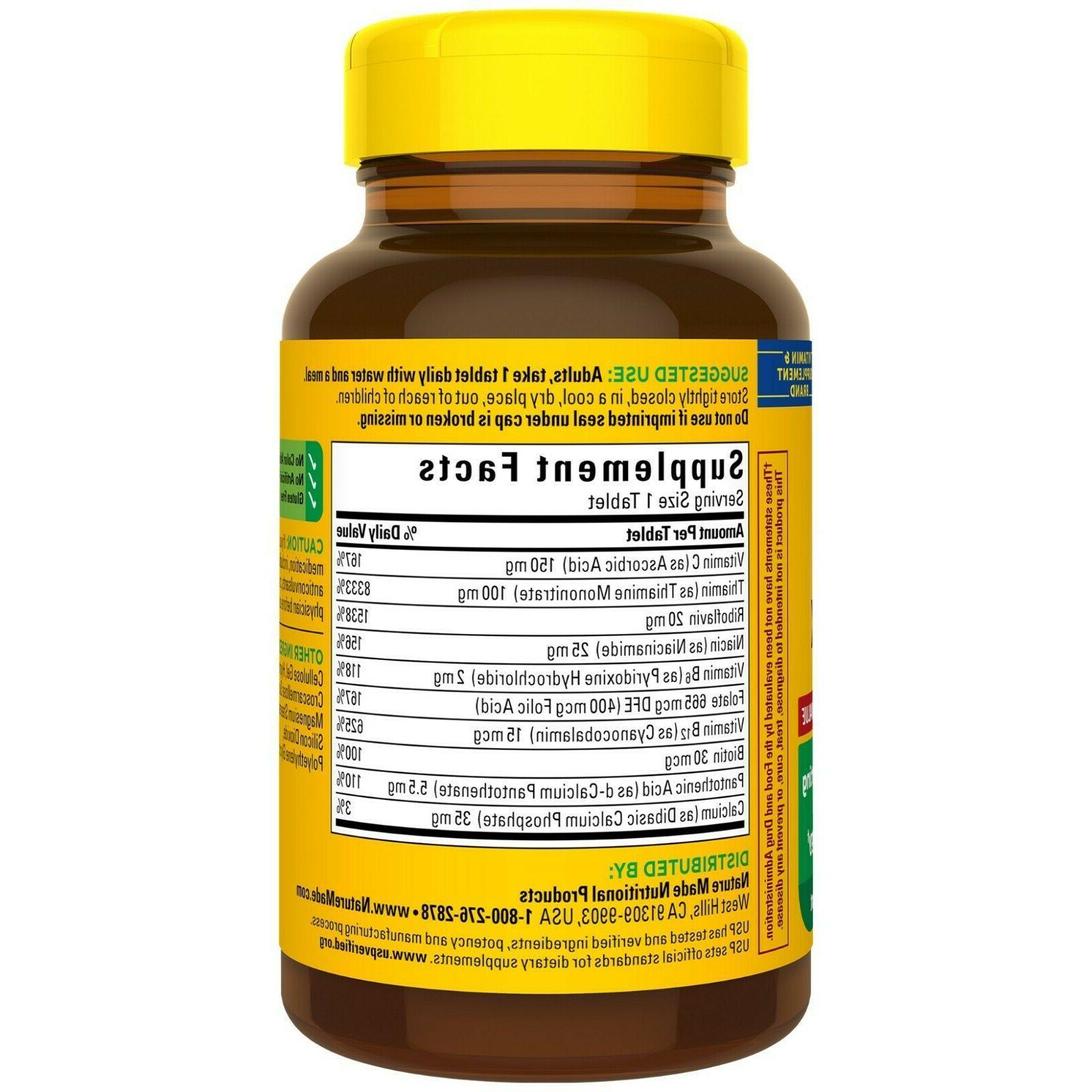 Nature Super w/ Vitamin C, Acid,