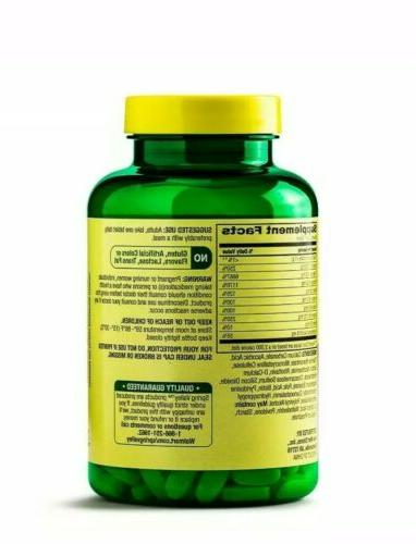 Spring Valley B-Complex 250 Tablets