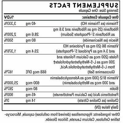 Thorne 12 Vitamin B12 And Folate 60 Capsules