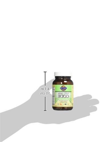 Garden of Life B Vitamin - Raw Food 60 Capsules