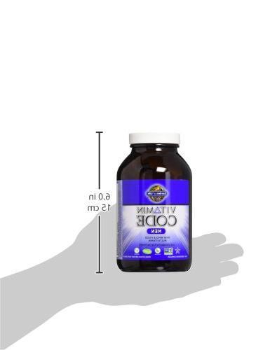 Garden of Multivitamin Code Men's Raw Whole Probiotics,