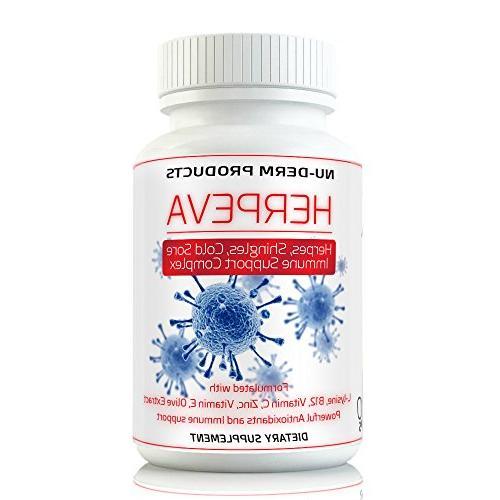 virus shingles cold sores anti