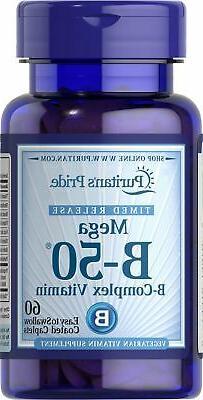 vitamin b 50 complex timed