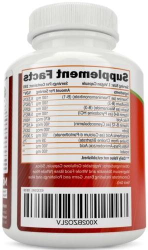 Vitamin 8 B 180 with Choline &