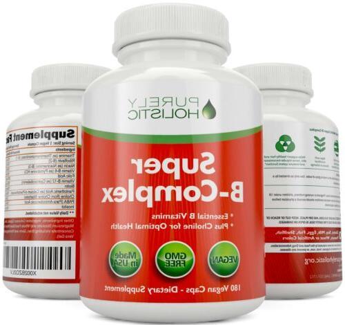 Vitamin 8 Super 180 Choline & Inositol US Made
