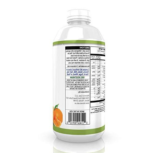 Bio Naturals Vitamin B Complex Supplement - 100% with B3 B5 B6 & for & Immune - 32 fl oz
