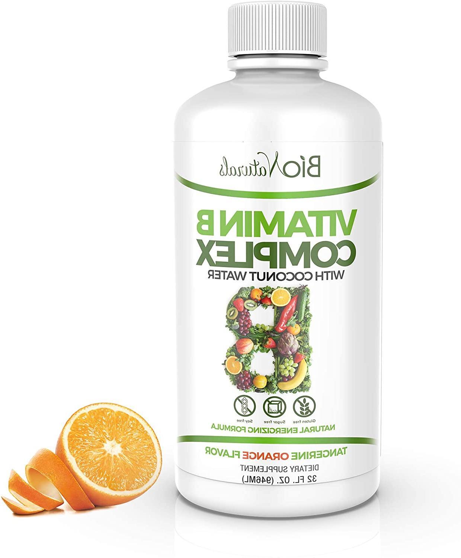 vitamin b complex liquid supplement