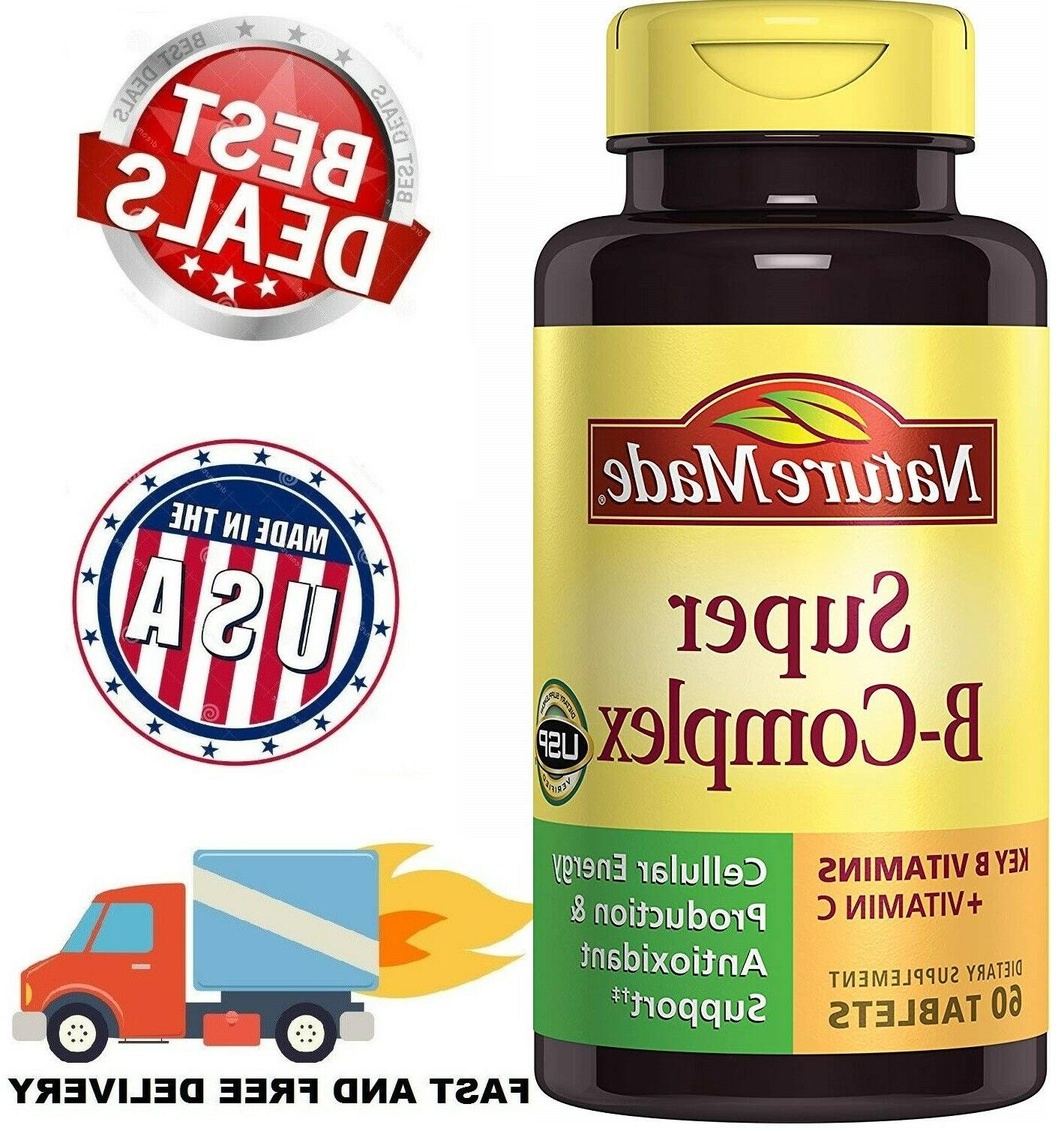 vitamin b complex vitamin c b1 b2