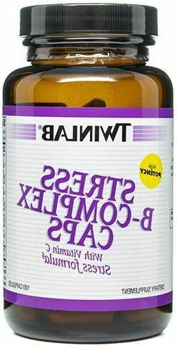 vitamin b stress complex