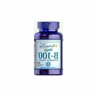vitamin b100 complex100 capsules