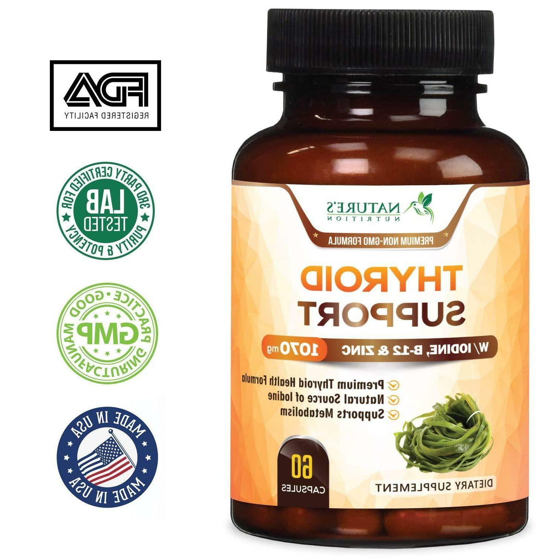 Thyroid Iodine, Metabolism, Energy
