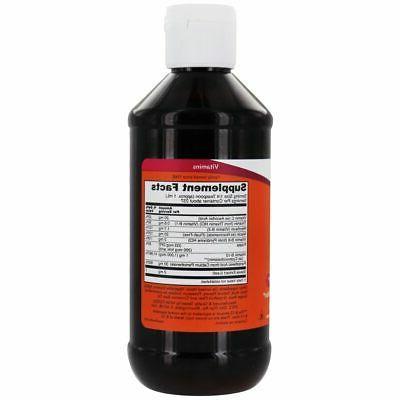 NOW Foods B12 Liquid Complex