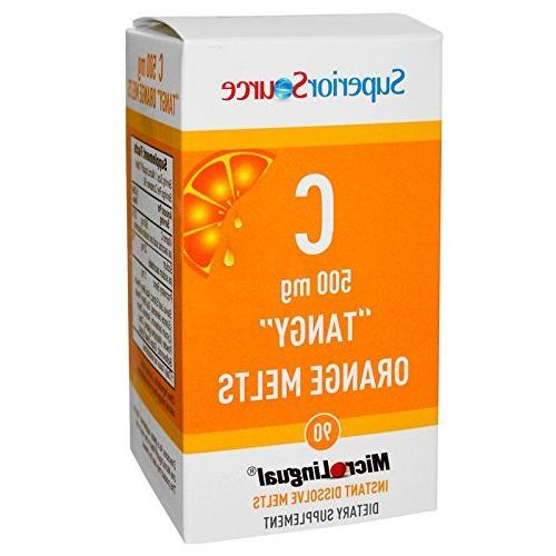 vitamin c tangy orange melts