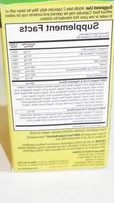 Garden Life Code Raw Complex Dietary Supplement Capsules