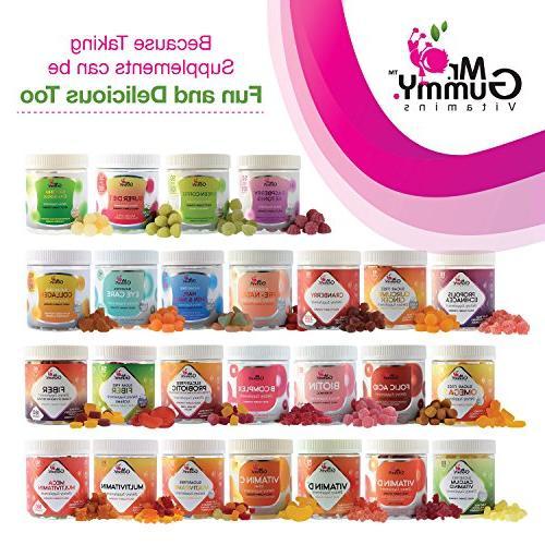 Mr Gummy Complex Vitamin B3, B6, & Heart & Health   for Men Women