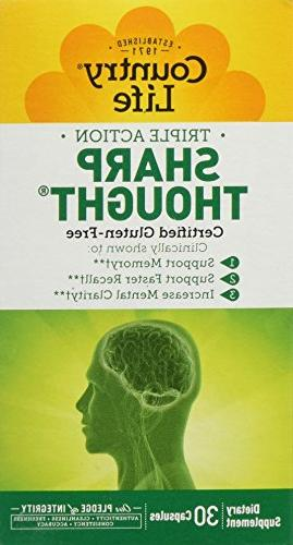 vitamins sharp thought