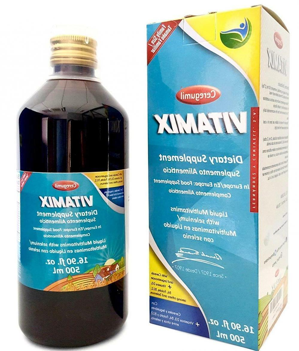 vitamix family liquid multivitamin
