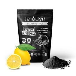 Hyburst - Black Lemonade, 20 Servings, Electrolyte Drink Mix