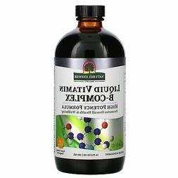 Nature's Answer Liquid Vitamin B-Complex, 16 Ounce
