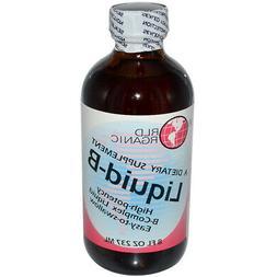 World Organic Liquid B Complex -- 8 fl oz