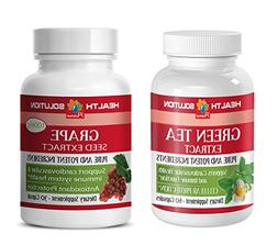 weight loss complex - GREEN TEA - GRAPE SEED EXTRACT - grape