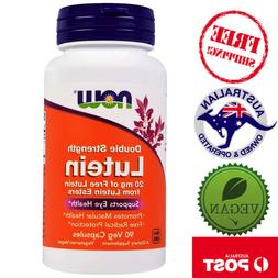 Now Foods Lutein 20 mg - 90 Veg Capsules