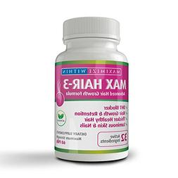 Maximize Within Max Hair-3 Advanced Hair Growth Formula,for