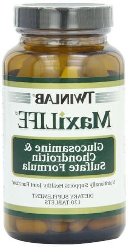 maxilife glucosamine chondroitin sulfate formula