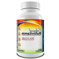Medical Doctor Formulated Enhanced Multivitamin Plus Chelate