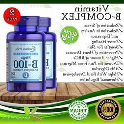 VITAMIN B-100 COMPLEX Gene Regulation Cardiovascular Mood Su