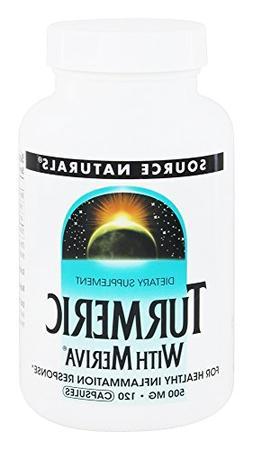 SOURCE NATURALS Meriva Turmeric Complex 500mg 30 cap