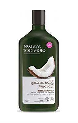 Moisturizing Coconut Conditioner Avalon Organics 11 oz Liqui