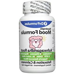 DrFormulas Mood Boost Probiotics with Stress B Complex Vitam