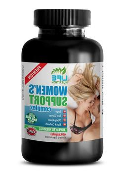 Menopause relief supplements - WOMENS SUPPORT COMPLEX 1B - r