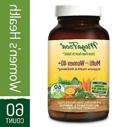 Multi for Women 40+ MegaFood 60 Tabs