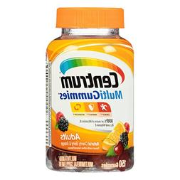 Centrum MultiGummies Adults  Multivitamin/Multimineral Suppl