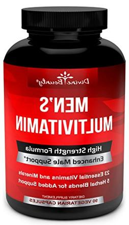 Mens Multivitamin – Daily Multivitamin for Men with Vitami