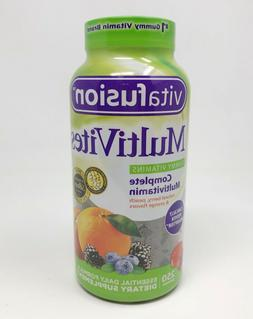 Vitafusion MultiVites Gummy Vitamins for Adults - 250 Multiv