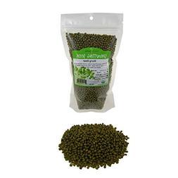 Mung Bean Sprouting Seed: 1 Lb - Organic, Non-GMO - Handy Pa
