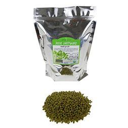 Mung Bean Sprouting Seed: 2.5 Lb - Organic, Non-GMO - Handy
