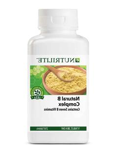 Natural B Complex NUTRILITE AMWAY Seven B Vitamins