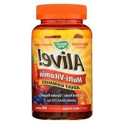 Nature's Way Alive Multi-vitamin Adult Gummies - 90 Gummies