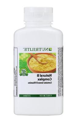 NEW NUTRILITE AMWAY Natural B Complex Contains 7 B Vitamins