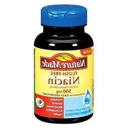 niacin liquid softgels