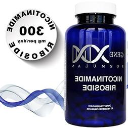 Nicotinamide Riboside 300mg Serving - Anti Aging DNA Repair