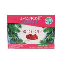 Tropical Oasis NRG C-1000, Raspberry, 30 Count