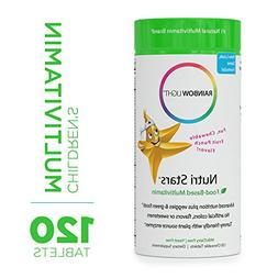 Rainbow Light Nutri Stars Multivitamin and Multimineral Chi