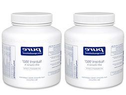 Pure Encapsulations Nutrient 950 with Vitamin K - 180 capsul