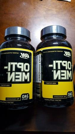 Optimum Nutrition Opti-Men - 240 Tablets