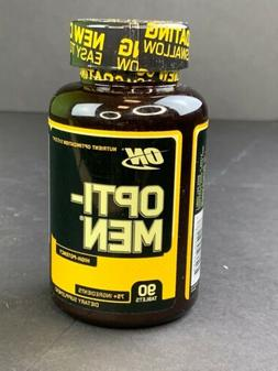Optimum Nutrition Opti-Men Amino Acids B-Complex Multivitami